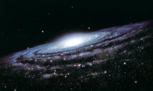 Aspect alternatif du ciel nocturne Galaxie